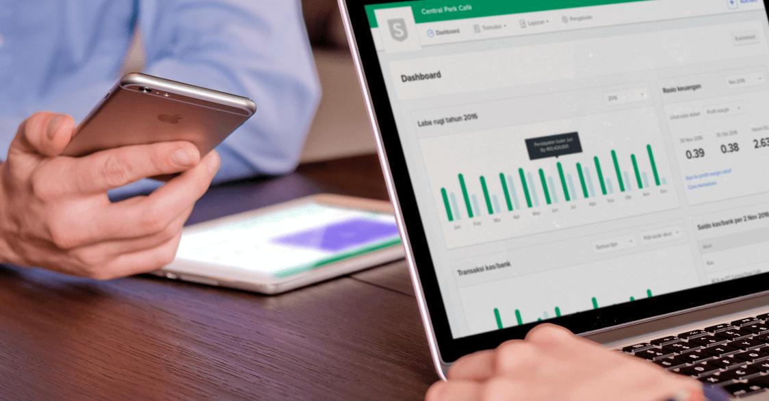 Sleekr Accounting, Aplikasi Akuntansi Mudah dan Menyenangkan