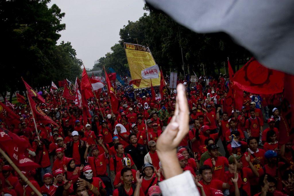 Sejarah hari buruh