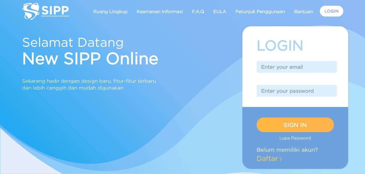 SIPP Online, SIPP Online BPJS Ketenagakerjaan, BPJS Ketenagakerjaan, sipp, jamsostek, tenaga kerja, sipp tenaga kerja