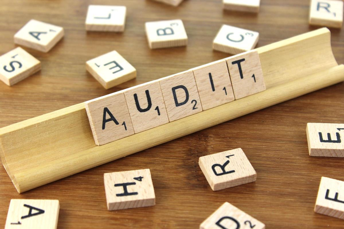 Laporan keuangan, audit laporan keuangan