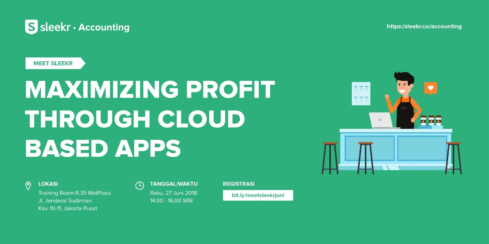 Meet Sleekr : Maximizing Profit through Cloud Based Apps