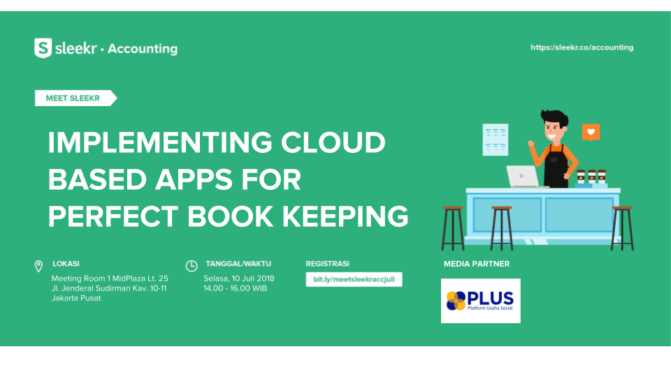 Meet Sleekr: Implementing Cloud Based Apps for Perfect Book Keeping