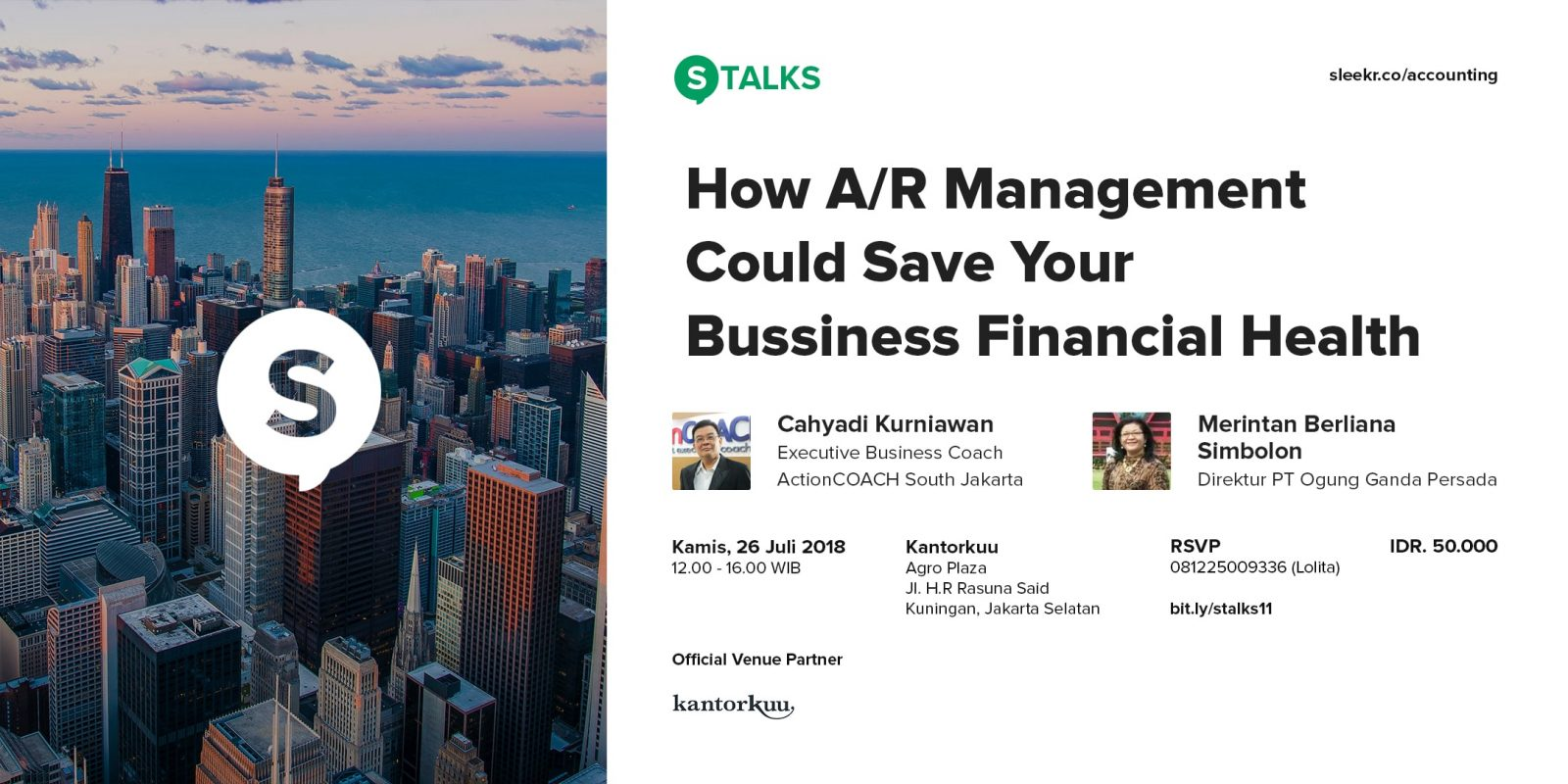 S-TALKS Accounting: How A/R Management Could Save Your Business Financial Health