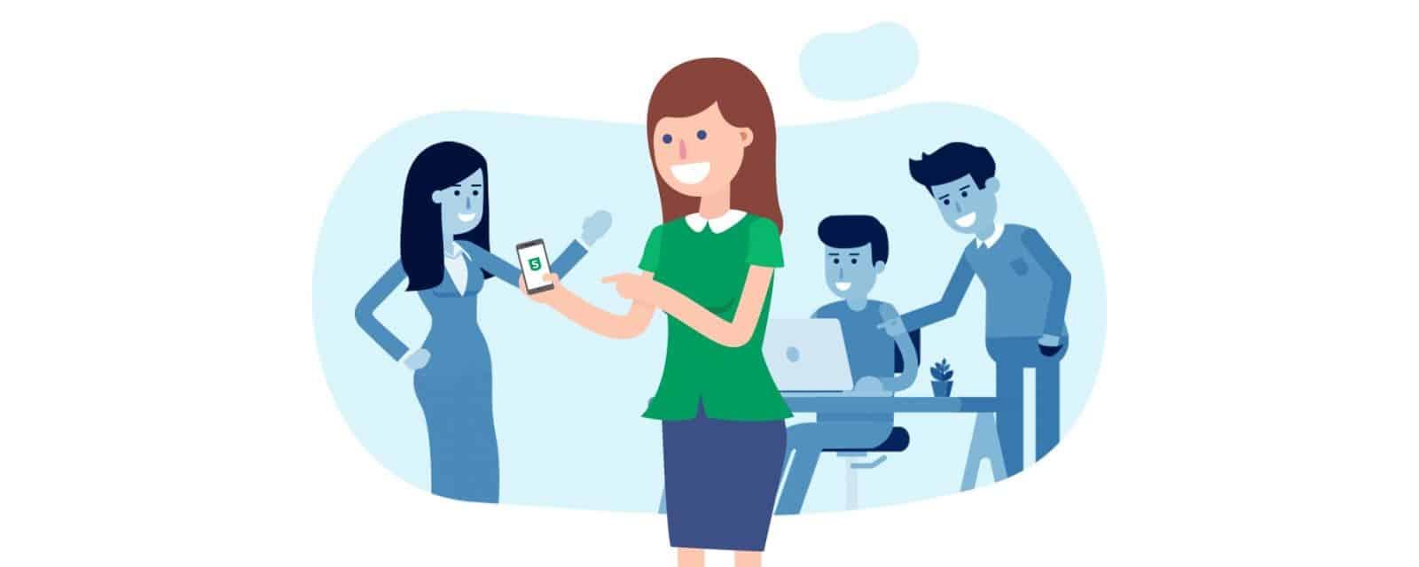 MySleekr, Aplikasi HRIS Mobile untuk Karyawan