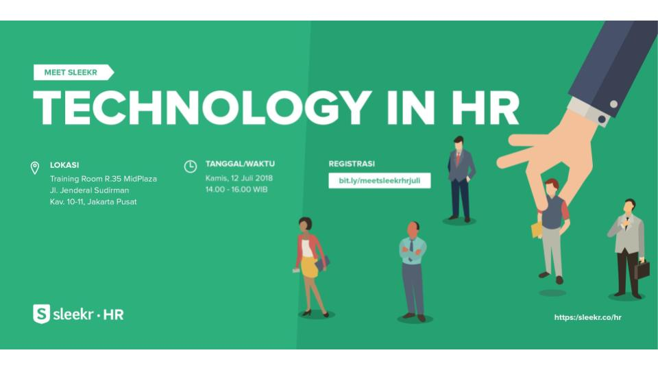 Meet Sleekr: Technology in HR