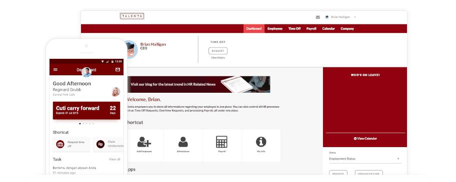 Software Payroll dan HR Online untuk Perusahaan Indonesia