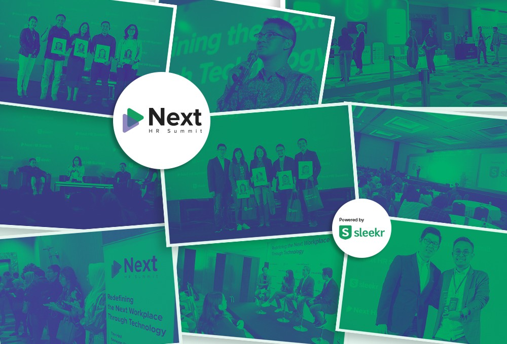 NEXT HR Summit: Redefining The Next Workplace Through Technology