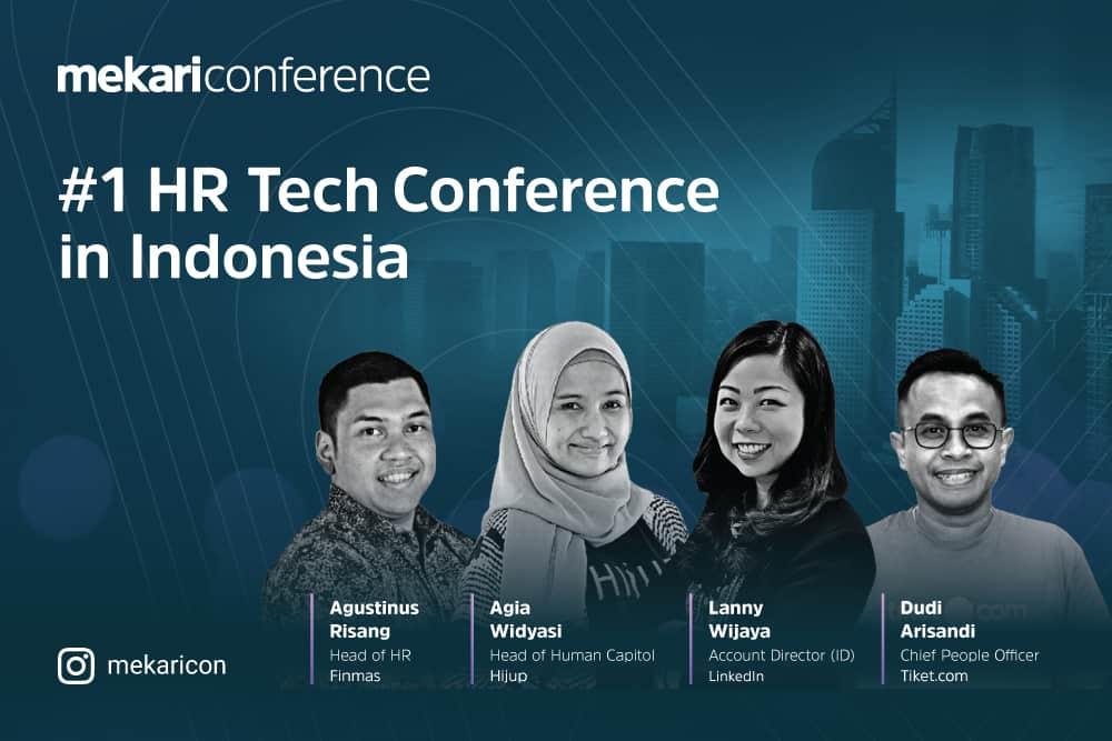 Temukan Tren HR di 2019 dengan Menghadiri Konferen …