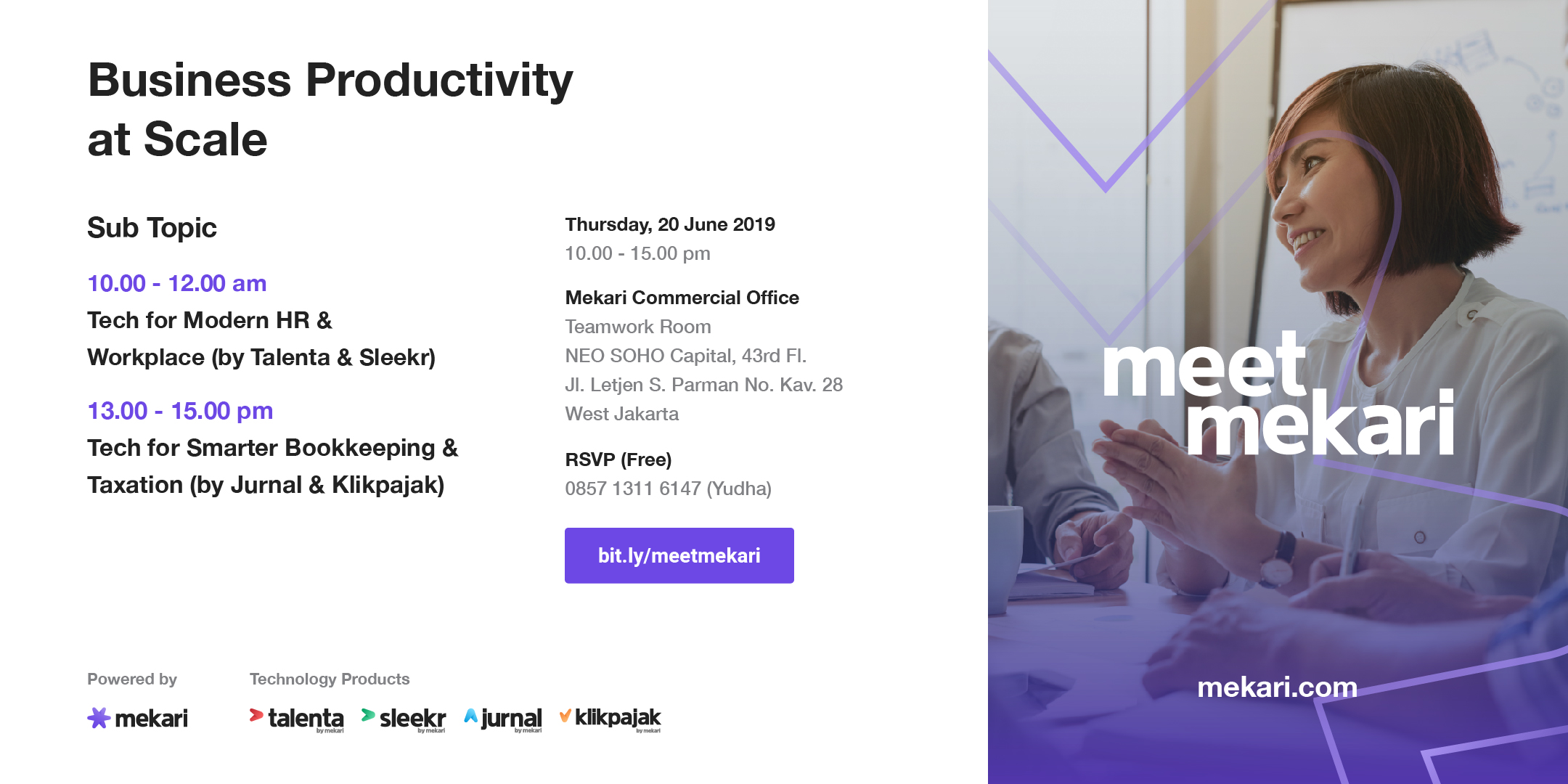 Meet Mekari: Business Productivity at Scale