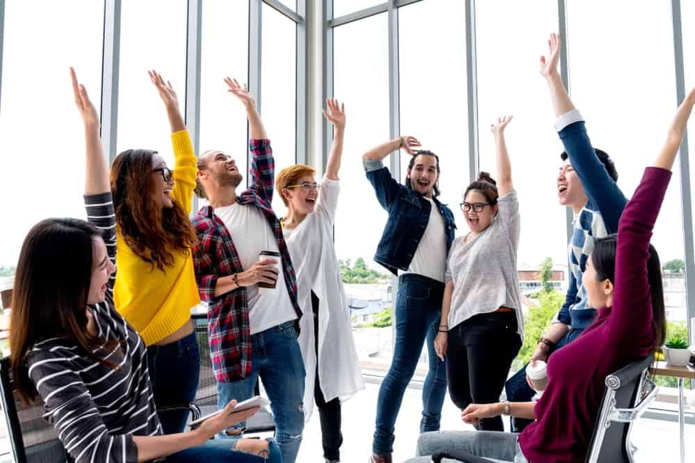 5 Cara Membentuk Tim Kerja yang Baik Dalam Perusah …